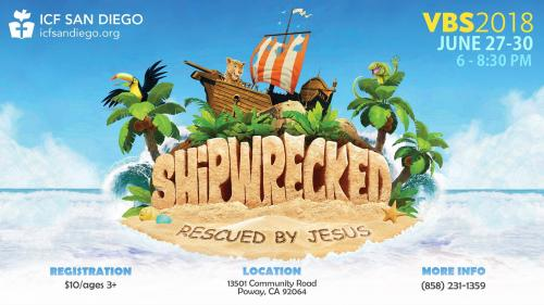 Vacation Bible School (vbs) For Children Of All Ages