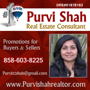 Purvi Shah Real Estate Consultant
